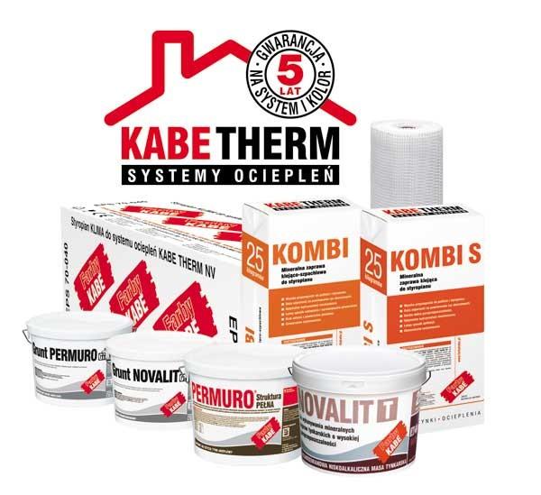 KABE SWISS THERM system ocieplenia
